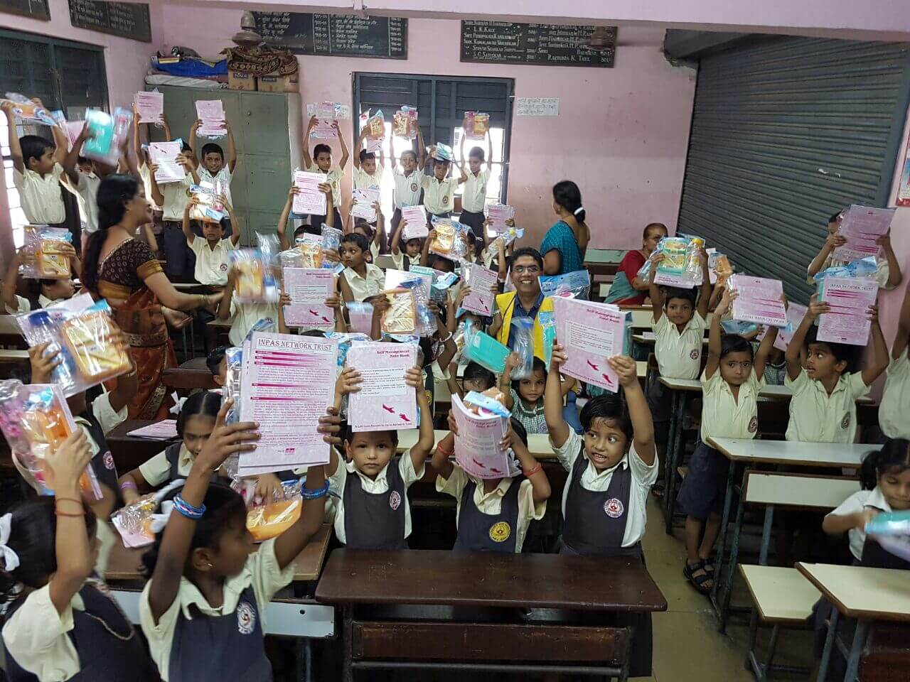 Note Books Distribution – 23 July 2016