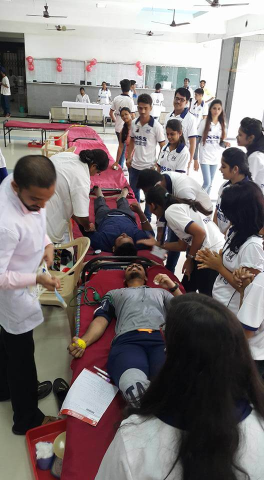 Blood Donation Drive – 26 July 2016