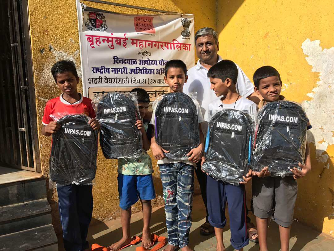 Support Street Kids – 23 April 2017