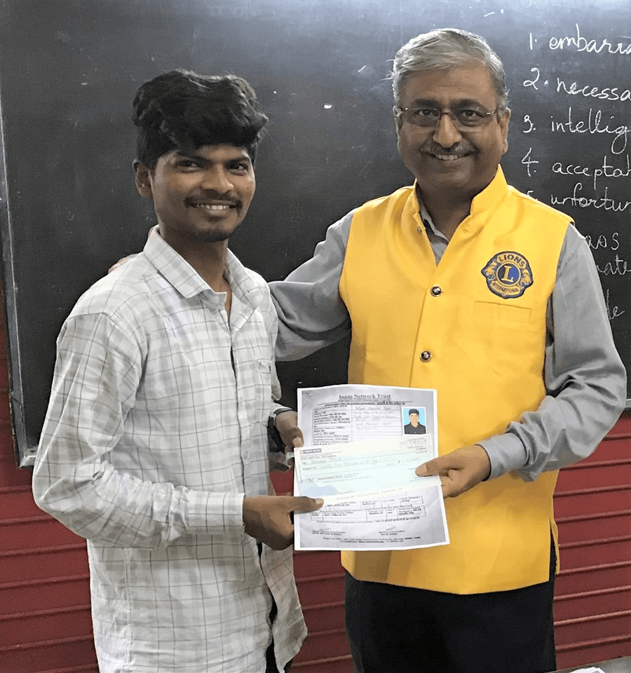 Job Oriented Course Sponsored By Dinesh Gupta