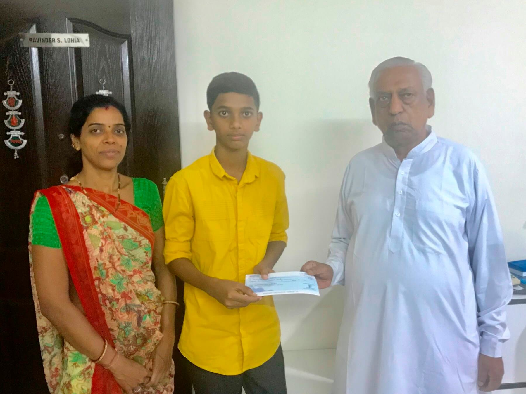Sh. Indraj Mal Lohia Memorial Scholarship