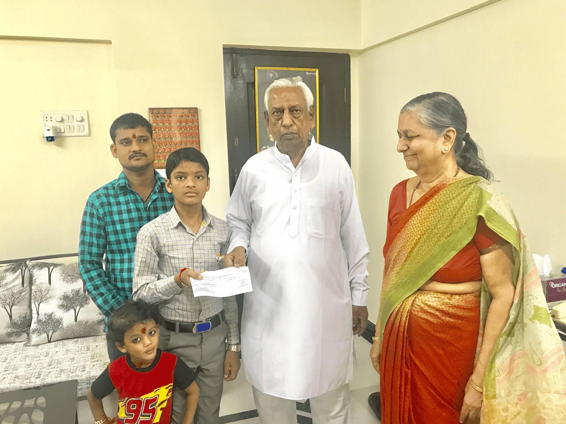 Smt. Parvati Devi Lohia Memorial Scholarship